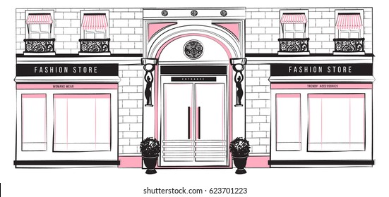 Shopfront Images, Stock Photos & Vectors | Shutterstock