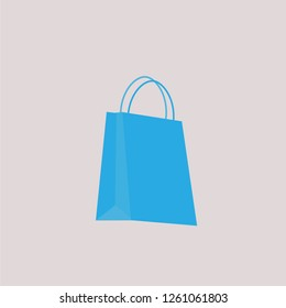 vector shopping package