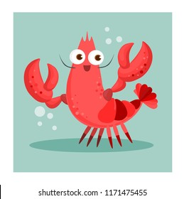 vector shrimp,seafood,shrimp,sea animal,Aquatic,