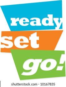 vector sign: ready-set-go!