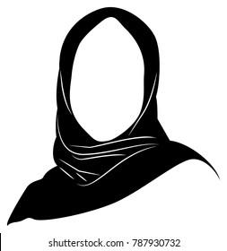Logo Hijab Images Stock Photos Vectors Shutterstock