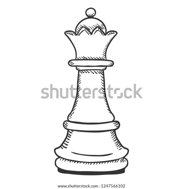 так шахматный ферзь картинки для раскрашивания розы бутон, нежный
