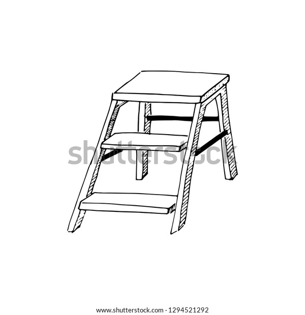 Ideas About Drawing Of Step Stool Onthecornerstone Fun