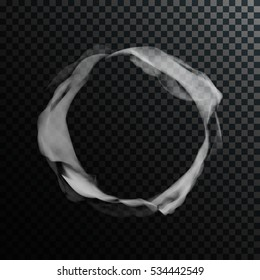Smoke Circle Images, Stock Photos & Vectors | Shutterstock