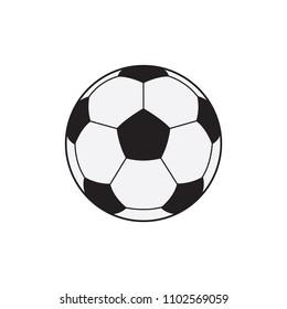 Vector soccer football