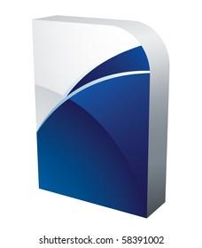 vector software box