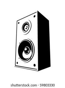 Vector speaker