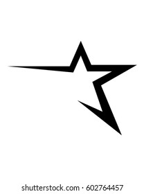 Vector Star Graphic