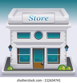 Vector store icon