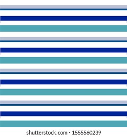 Vector striped seamless pattern with horizontal stripes. Colorful background. Wrapping paper. Print for interior design and fabric. Kids background. Backdrop in vintage style.