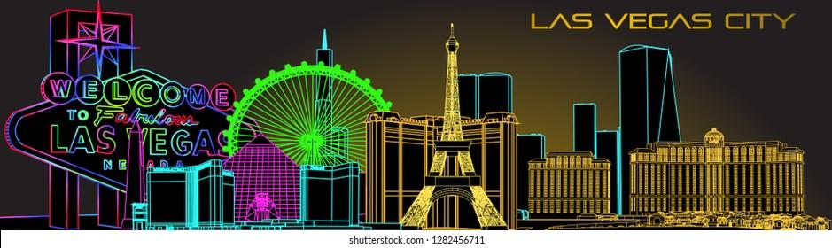 Vector structure Las Vegas