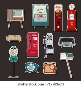 Vector Stuff from the Fifties