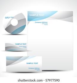 vector style template art illustration