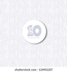 Vector styrofoam texture background. Eps10