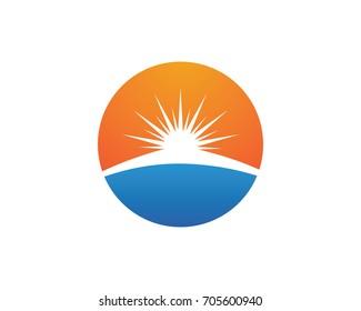 Vector - Sun burst star icon