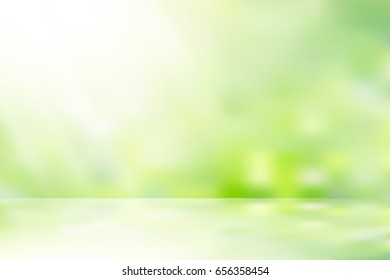 vector sunlight nature glitter, soft illustration nature color filter abstract for background