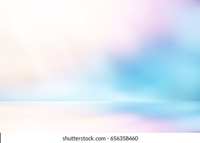 vector sunlight nature glitter, soft illustration pastel Sweet color filter abstract for background