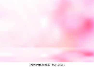 vector sunlight nature glitter, soft pastel Sweet pink color nature, illustration pastel Sweet pink color filter abstract for background