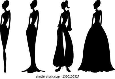 vector supermodel style
