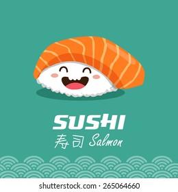 Sushi Cartoon Images Stock Photos Vectors Shutterstock