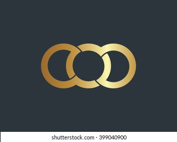 vector symbol consisting of nested rings