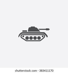Vector tank Icon