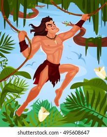 Tarzan Images Stock Photos Vectors Shutterstock