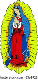 Vector Tattoo Marry The Virgin
