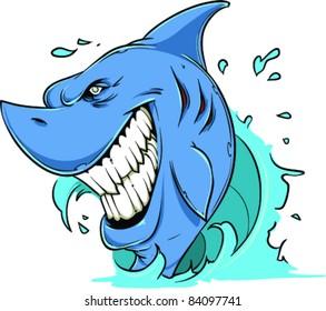 Vector Tattoo Shark