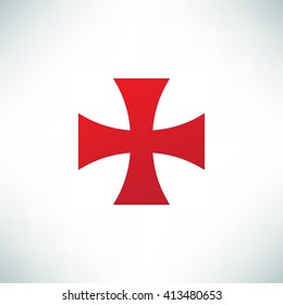 Vector templars cross