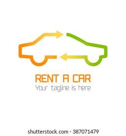 Car Rental Logo Images Stock Photos Vectors Shutterstock