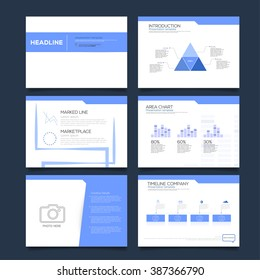 Vector Template for Presentation