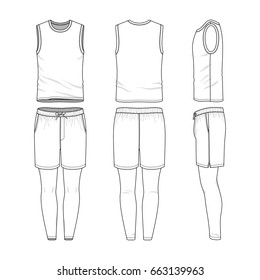 Clothing Templates Images, Stock Photos & Vectors | Shutterstock