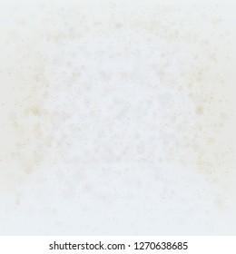 Vector texture of old paper. Textured background with delicate spots and streaks