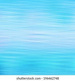 vector texture of water surface, bright blue color