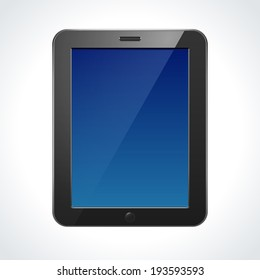 Vector touch screen tablet computer