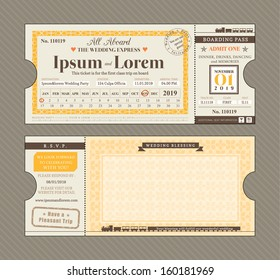 Train Tickets Images Stock Photos Vectors Shutterstock