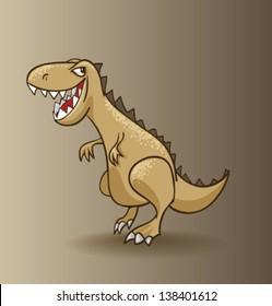 Vector T-rex