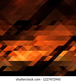 Vector triangle pattern background abstact texture