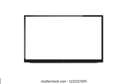 Vector TV Screen