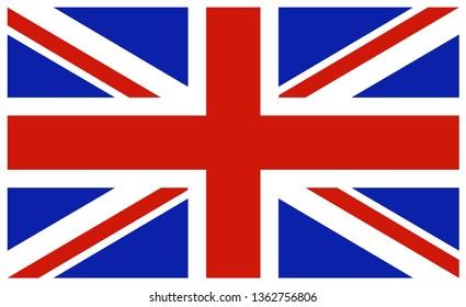 Vector UK Flag