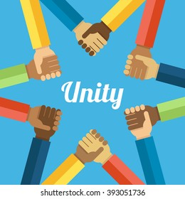 Holding Hands Unity Images, Stock Photos & Vectors