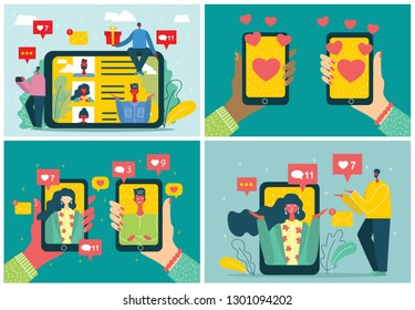 Dating App Icons Images, Stock Photos & Vectors | Shutterstock