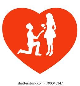 Dating en gift man för 5 år