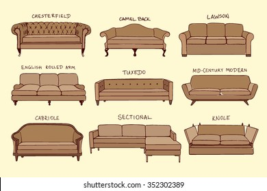 Terrific Sofa Isolated Back Stock Illustrations Images Vectors Spiritservingveterans Wood Chair Design Ideas Spiritservingveteransorg