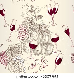 Royalty Free Wine Wallpaper Stock Images Photos Vectors