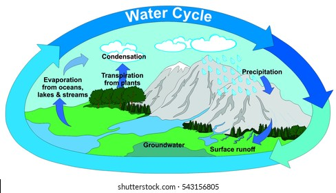 water cycle images Water Cycle Images, Stock Photos