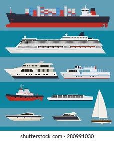 Water Transport Images, Stock Photos & Vectors | Shutterstock