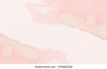 Vector watercolor background. Textured background