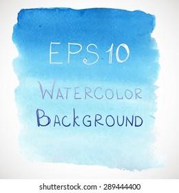 vector watercolour background